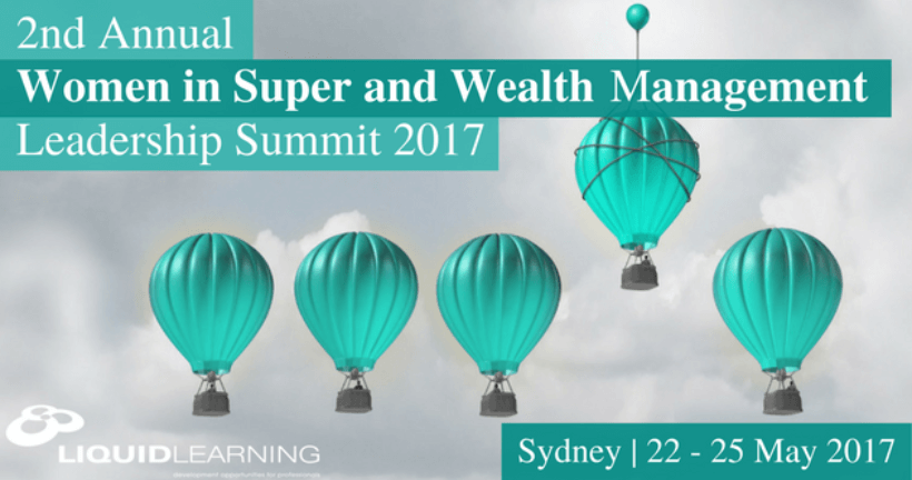 Anne shares with Women in Super and Wealth Management